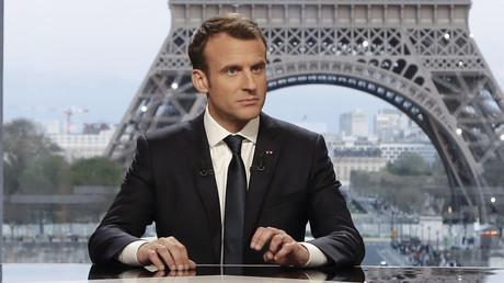 Emmanuel Macron interviewé le 15 avril par Edwy Plenel et Jean-Jacques Bourdin