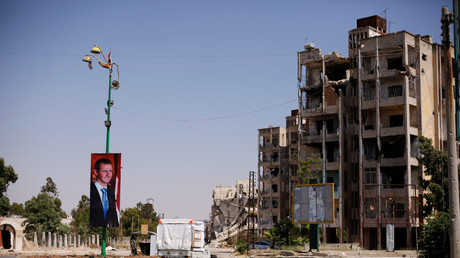 Missiles interceptés au-dessus de la province de Homs : il s'agissait d'une fausse alerte