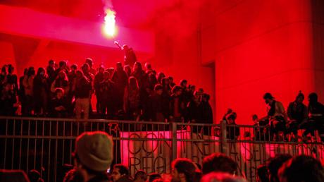 «Violence, drogue, sexe» : le président de Tolbiac n'en peut plus du chaos dans sa fac (IMAGES)
