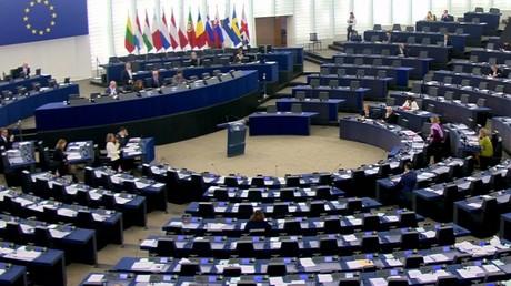 Session plénière du Parlement européen sur la Syrie