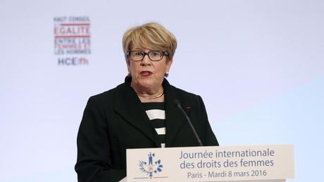 Danielle Bousquet est présidente du Haut Conseil à l'égalité entre les femmes et les hommes depuis 2013