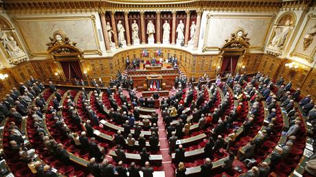 Image d'archive du Sénat