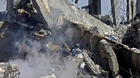 Les députés allemands qualifient d'illégales les frappes occidentales en Syrie