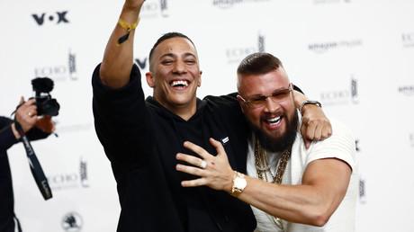 Deux rappeurs jugés antisémites entraînent l'annulation des Victoires de la musique allemandes