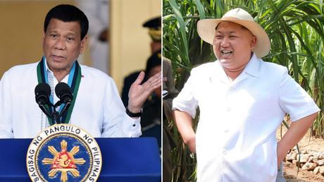 «C'est devenu mon idole» : Rodrigo Duterte encense Kim Jong-un après le sommet inter-coréen