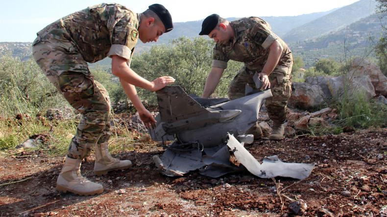 Liban : des fragments de missiles retrouvés après les tirs israéliens en Syrie