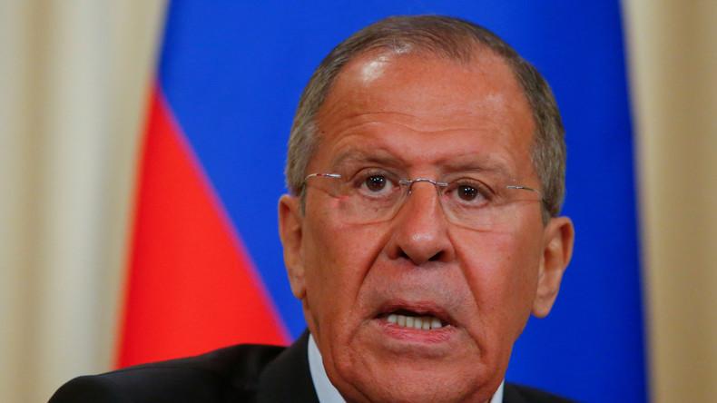 Gaza : Lavrov juge «blasphématoire» de comparer les civils tués à des «terroristes»