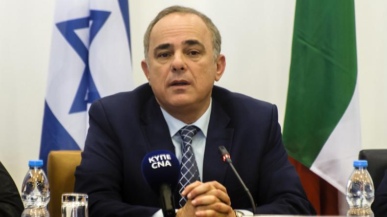 «Qu'ils aillent mille fois en enfer» : le message d'un ministre israélien à l'Union européenne
