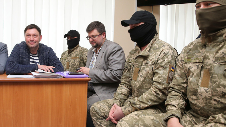L'Ukraine interdit l'agence de presse russe Ria Novosti sur son territoire