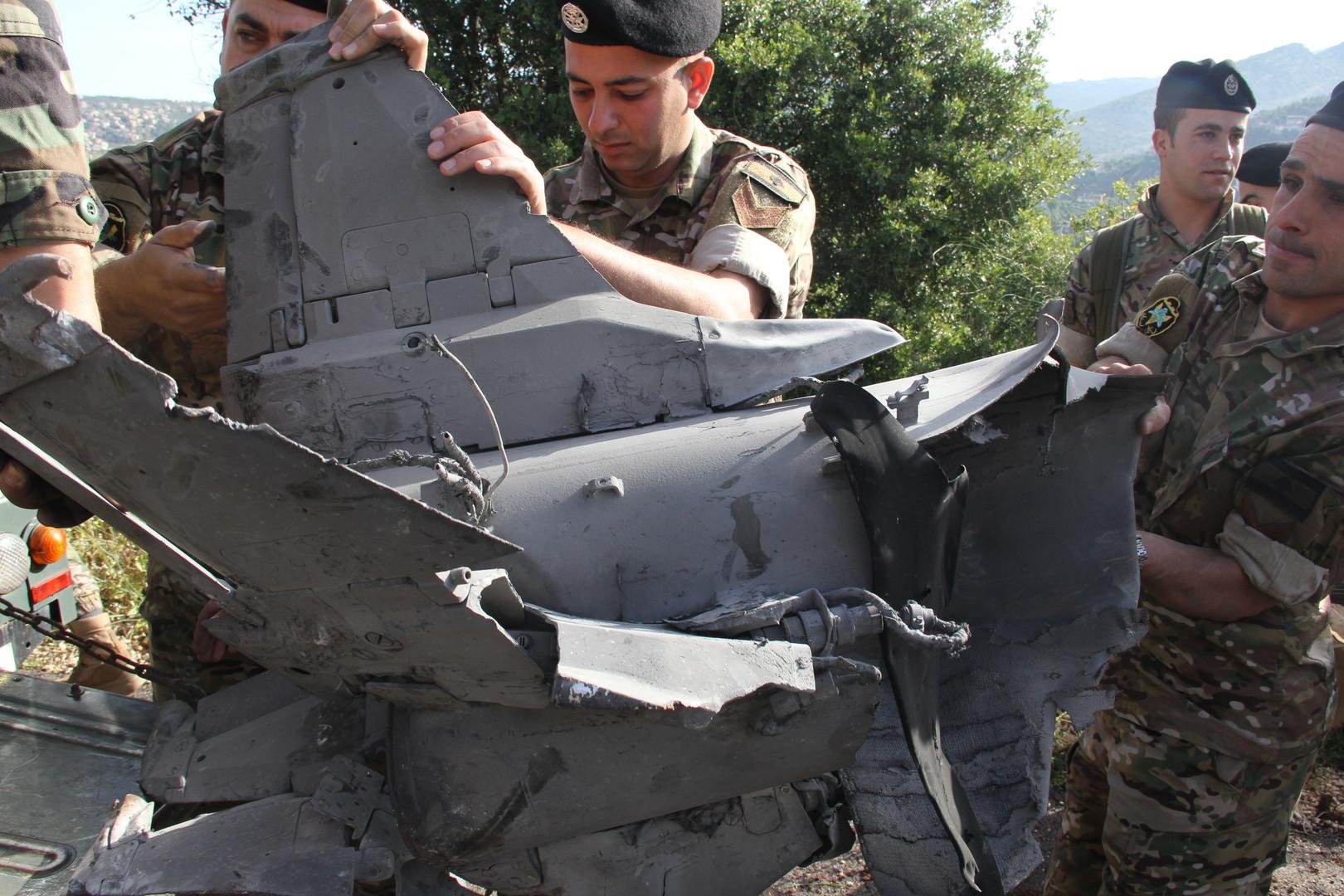 Liban : des fragments de missiles retrouvés après les tirs dans le Golan occupé et en Syrie