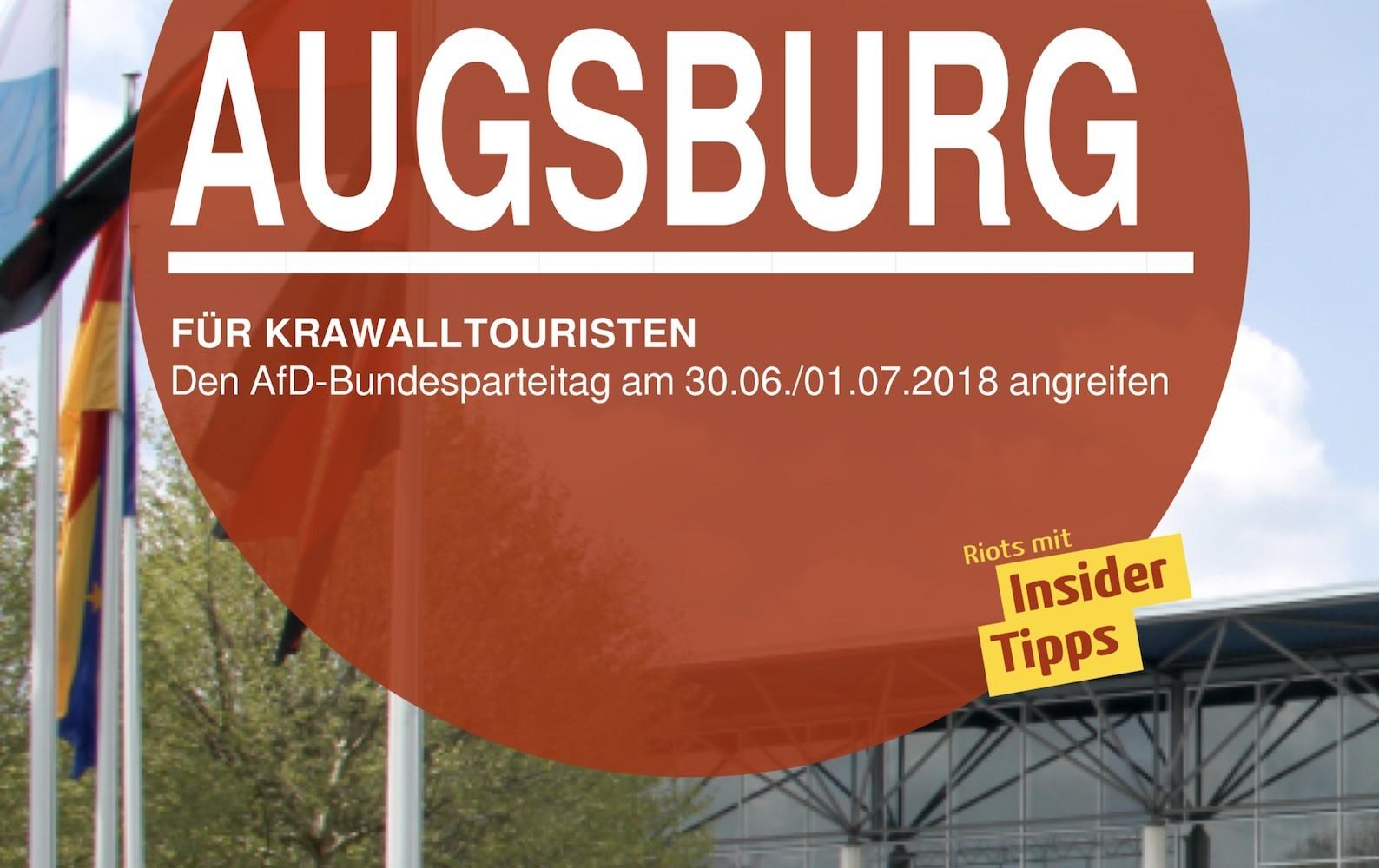 Allemagne : les antifas publient un guide du «touriste émeutier» avant une réunion de l'AfD