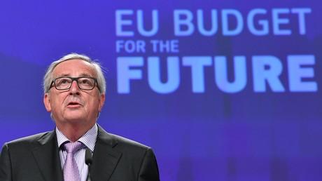 Jean-Claude Juncker propose le budget européen pour la période 2021 - 2027