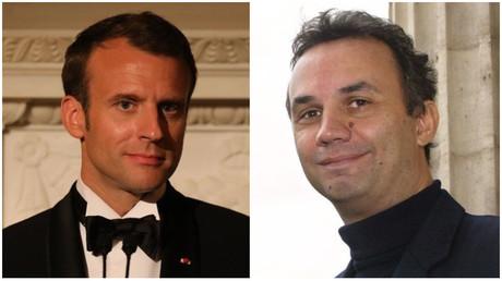 «Le roi te touche, Dieu te guérit» : l'envolée lyrique de Bruno Roger-Petit sur Macron