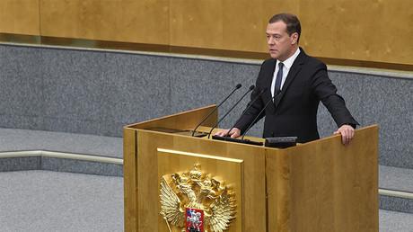 Dmitri Medvedev nommé officiellement Premier ministre de la Fédération de Russie