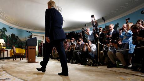 Washington se retire de l'accord nucléaire et promet de nouvelles sanctions contre l'Iran