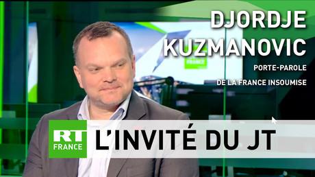 Djordje Kuzmanovic : «Si les USA menacent nos économies, il faut prendre des mesures de rétorsion»