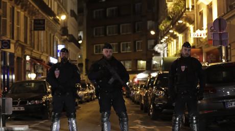 Une attaque au couteau a eu lieu à Paris le 12 mai au soir