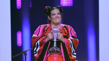 La chanteuse Netta Barzilai savoure sa victoire de l'Eurovision