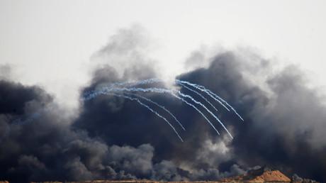 Gaza, le 15 mai 2018