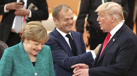 «Avec des amis comme ça on peut se passer d'ennemis» : Donald Tusk tacle Trump sur Twitter