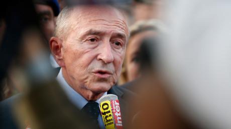 Gérard Collomb a annoncé qu'une tentative d'attentat avait été déjouée en France