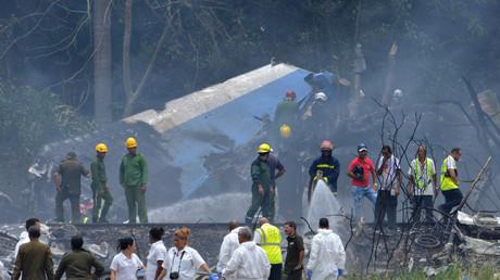 Cuba : crash d'un avion de ligne Boeing 737 lors de son décollage à La Havane