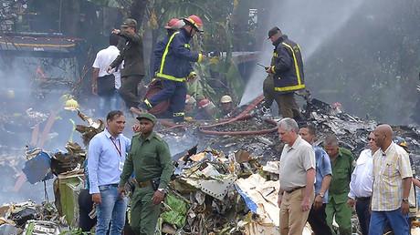 La Havane : les premières images du crash du Boeing 737 (PHOTOS, VIDEO)