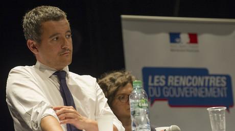 Gérald Damanin est ministre chargé du Budget, de l'Action et des Comptes publics