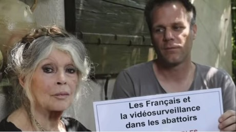 Rémi Gaillard et Brigitte Bardot défendent côte à côte le droit des animaux dans une vidéo de la Fondation Brigitte Bardot