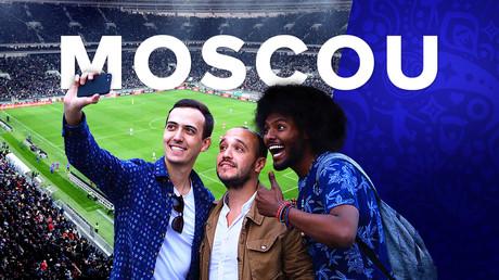 La Folie du Mondial : Moscou