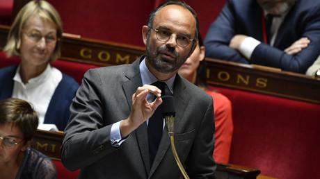 Edouard Philippe annule sa visite en Israël