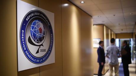Dans les locaux de la Direction générale de la Sécurité extérieure, le 4 juin 2015 à Paris. (image d'illustration)