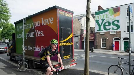 Irlande : 60% des électeurs pour le «oui» au référendum sur l'avortement