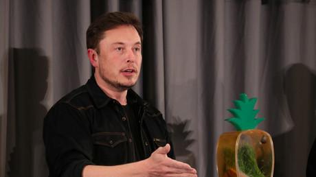 Personne ne croit plus les médias, estime Elon Musk