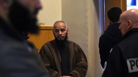El Hadi Doudi, imam algérien expulsé en avril 2018, que la police de Marseille  considérait comme une «référence» du salafisme en France.