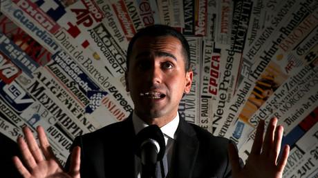 Luigi Di Maio veut invoquer l'article 90 de la Constitution italienne pour destituer Sergio Mattarella