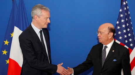 L'UE prendra «toutes les mesures nécessaires» en cas de taxes américaines, selon Bruno Le Maire