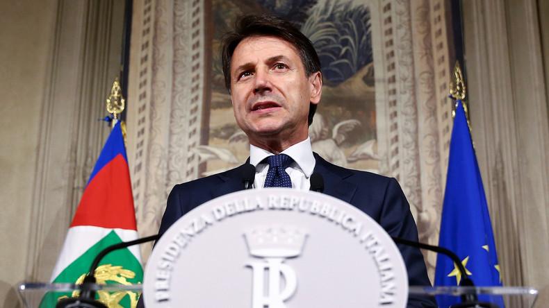 Italie : qui sont les membres du nouveau gouvernement Conte ?