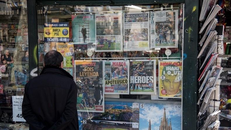 """André Bercoff : «Il y a pire que les """"fake news"""", ce sont les """"no news""""»"""