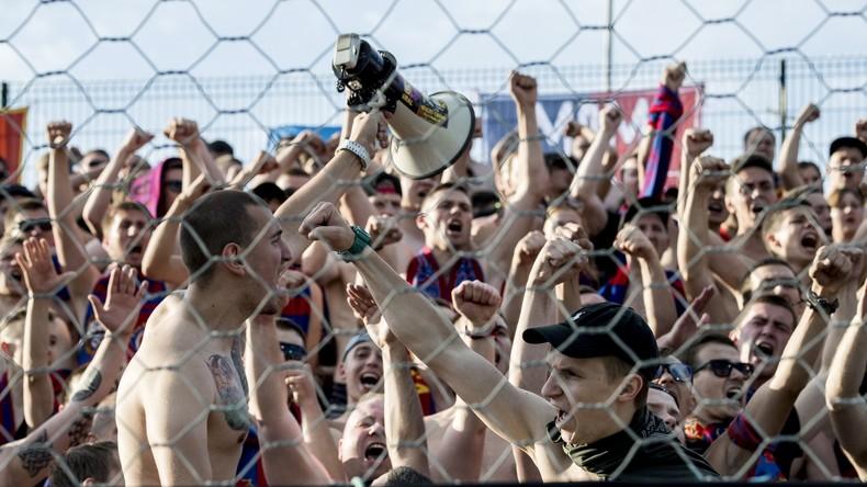 Hooligans sur liste noire : la Russie interdit 467 individus d'accès aux stades du mondial 2018