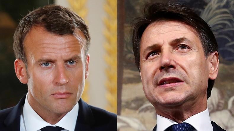 Crise de l'Aquarius : Rome convoque l'ambassadeur français, Conte pourrait annuler sa visite à Paris
