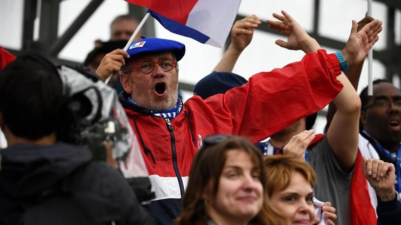 La France tenue en échec par les Etats-Unis