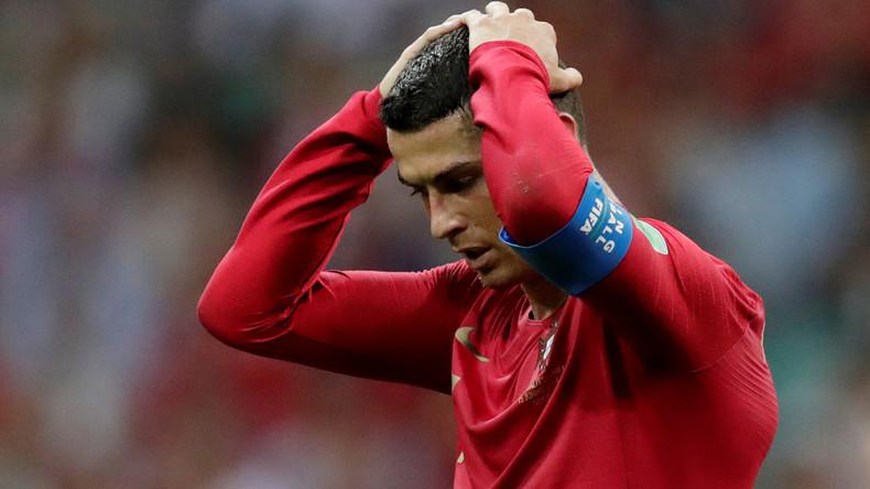 Fraude fiscale : Ronaldo, condamné à deux ans de prison, payera 18,8 millions d'euros