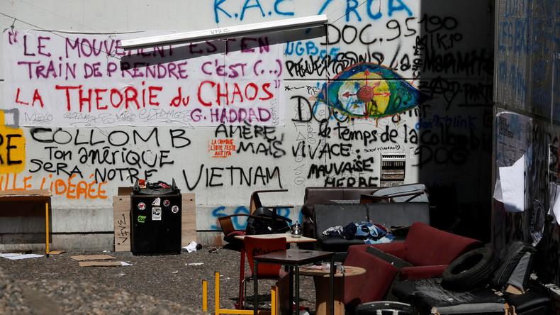 Blocage d'universités : «Plus de cinq millions d'euros de dégâts», selon Frédérique Vidal