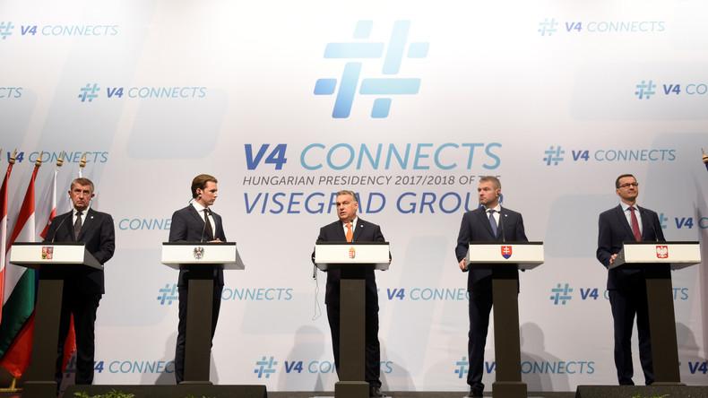 Les pays de Visegrad, Hongrie en tête, boycotteront le mini-sommet européen sur l'immigration