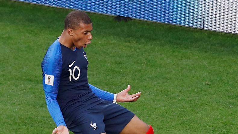 La France élimine le Pérou (1-0) et file vers les huitièmes de finale de la Coupe du monde