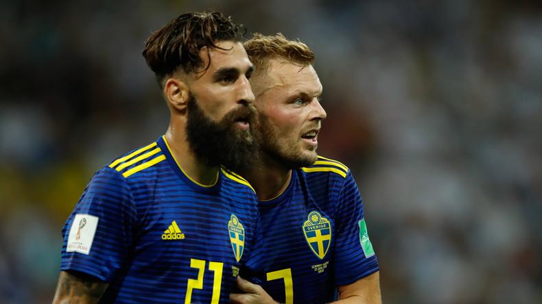 Mondial-2018: le Suédois Durmaz victime d'un déferlement raciste après Allemagne-Suède