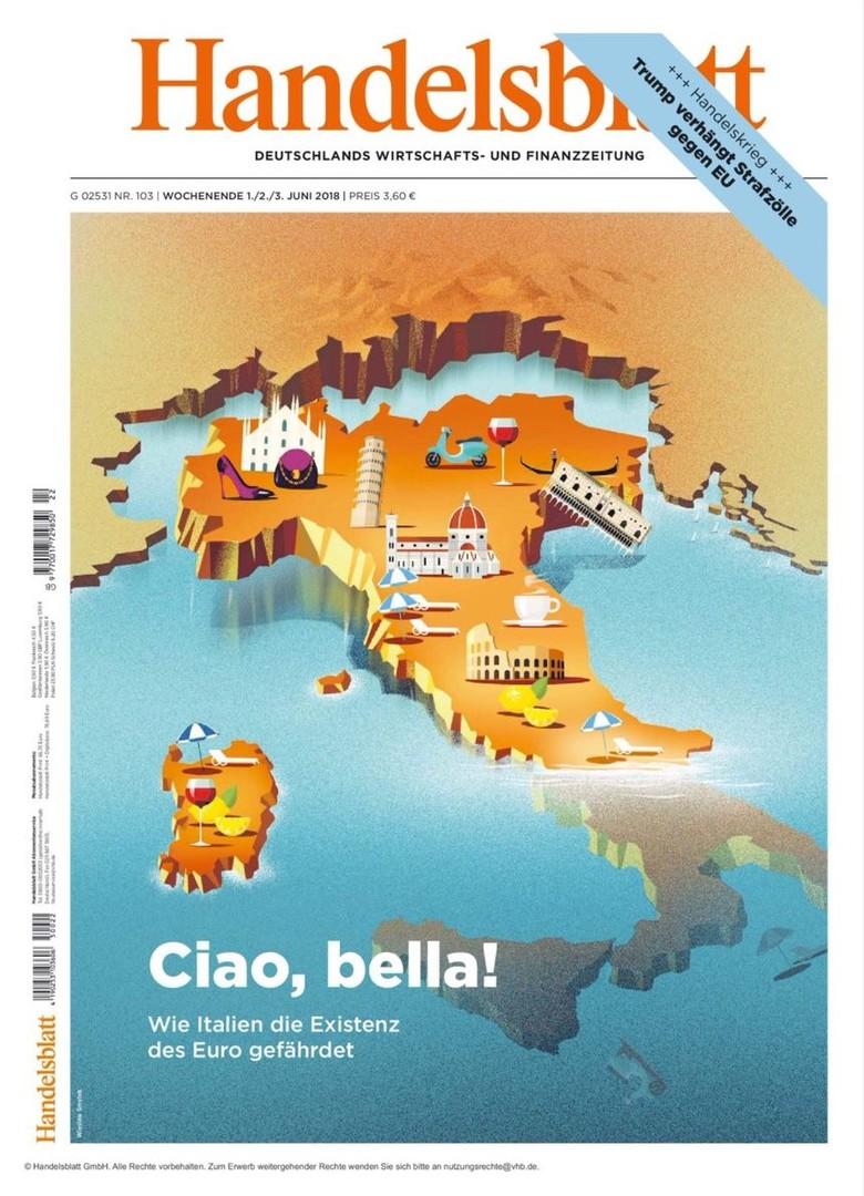 Coalition M5S/Ligue au gouvernement : la presse allemande flingue le choix démocratique des Italiens