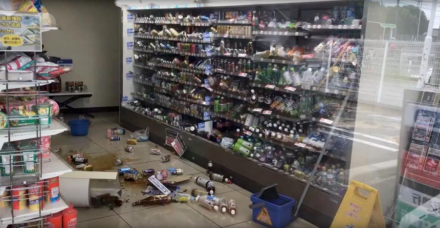Japon : séisme de magnitude 6,1 près d'Osaka, au moins trois morts (IMAGES)