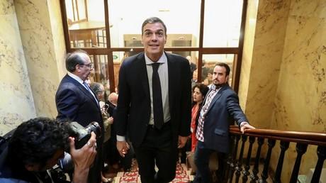 Pedro Sanchez, le nouveau chef du gouvernement espagnol, le 1 juin 2018